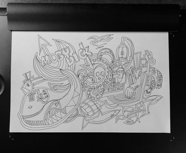 moby-dick-wacom-ink