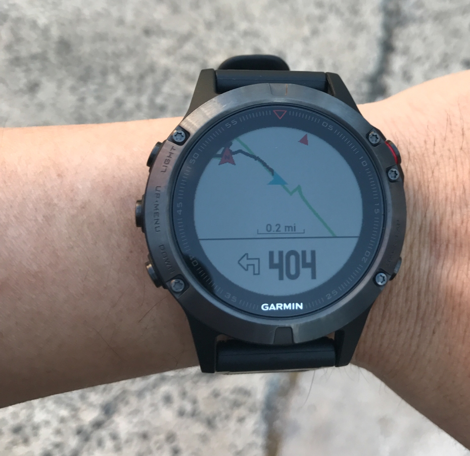 garmin-fenix5-navi-mode