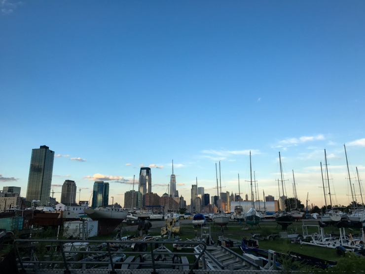 Jersey City, Liberty State Park